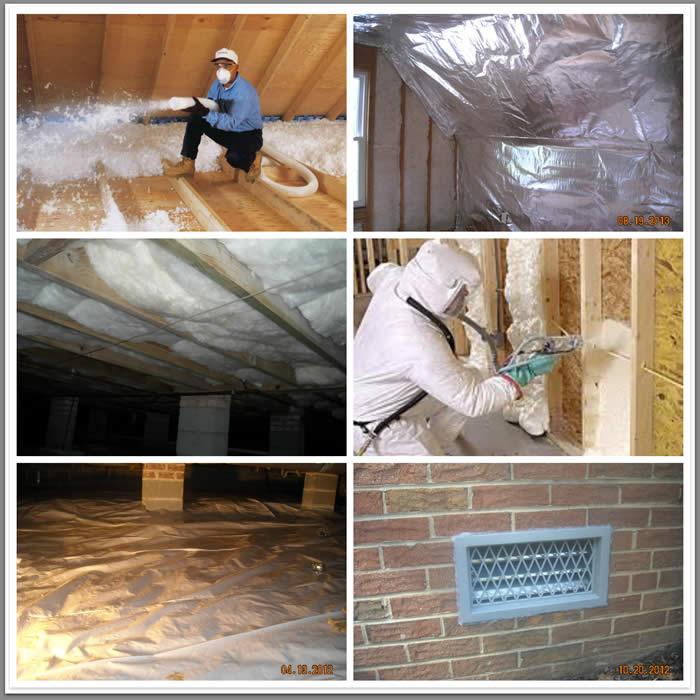 Greensboro Attic Radiant Barrier Radiant Heat Insulation