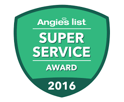 Angies List Super Service Award 2016 for Four Seasons Insulation